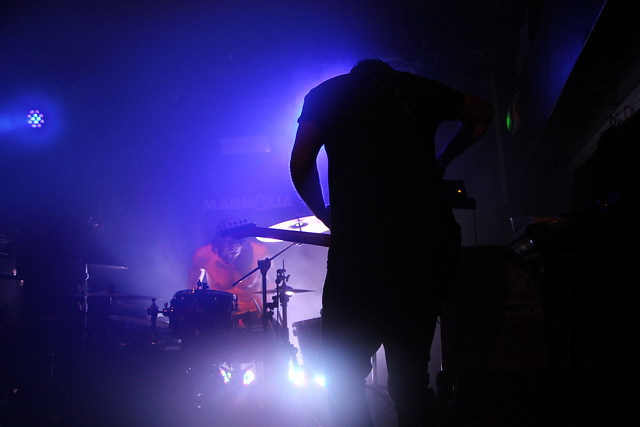 Kensington live at Circolo Magnolia