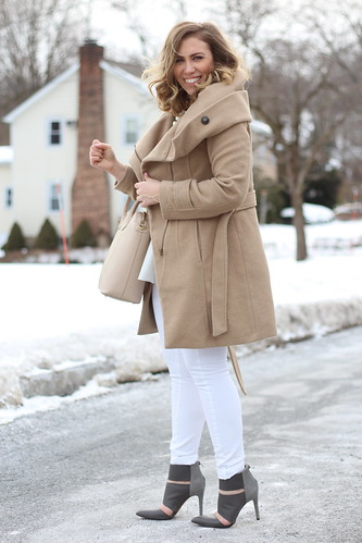 Winter Neutrals | Outfit | #LivingAfterMidnite