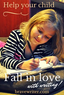 Fall in love with writing 1