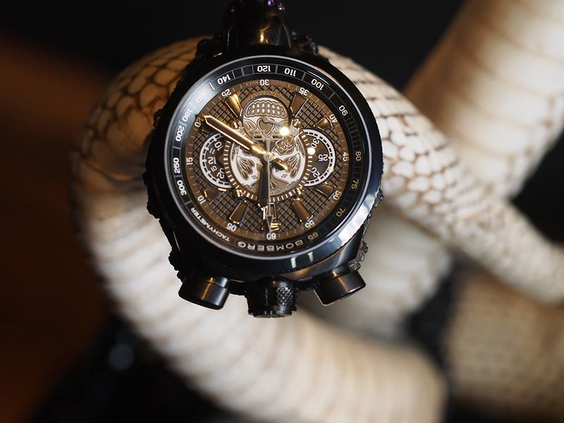 Bomberg watch