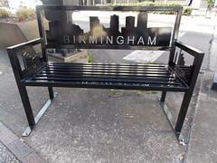 Birmingham, Al. Bench
