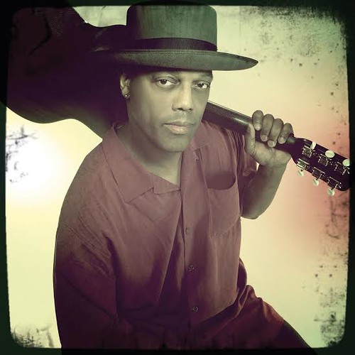 Eric Bibb courtesy of MACC