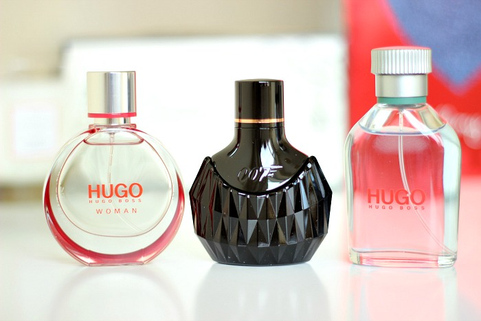 Last Minute Valentine's Gift Ideas Fragrances