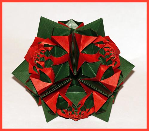 Origami Artichoke (Denver Lawson)