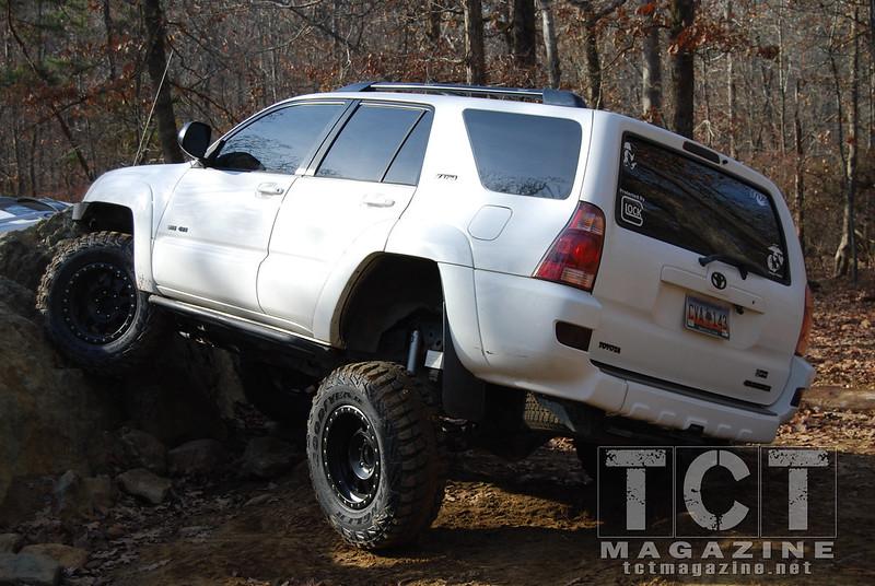 Uwharrie 4Runner Turkey Run 2014 - Toyota Cruisers & Trucks Magazine