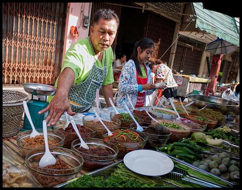 Sometimes nosotros experience inwards the mood for a motion BangkokMap: sun Market inwards Old Takua Pa