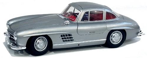 Tamyia Mercedes 300 SL