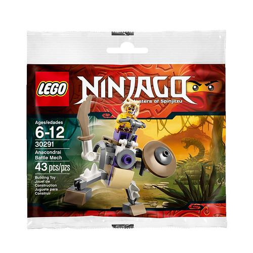 LEGO Ninjago 30291 Bag