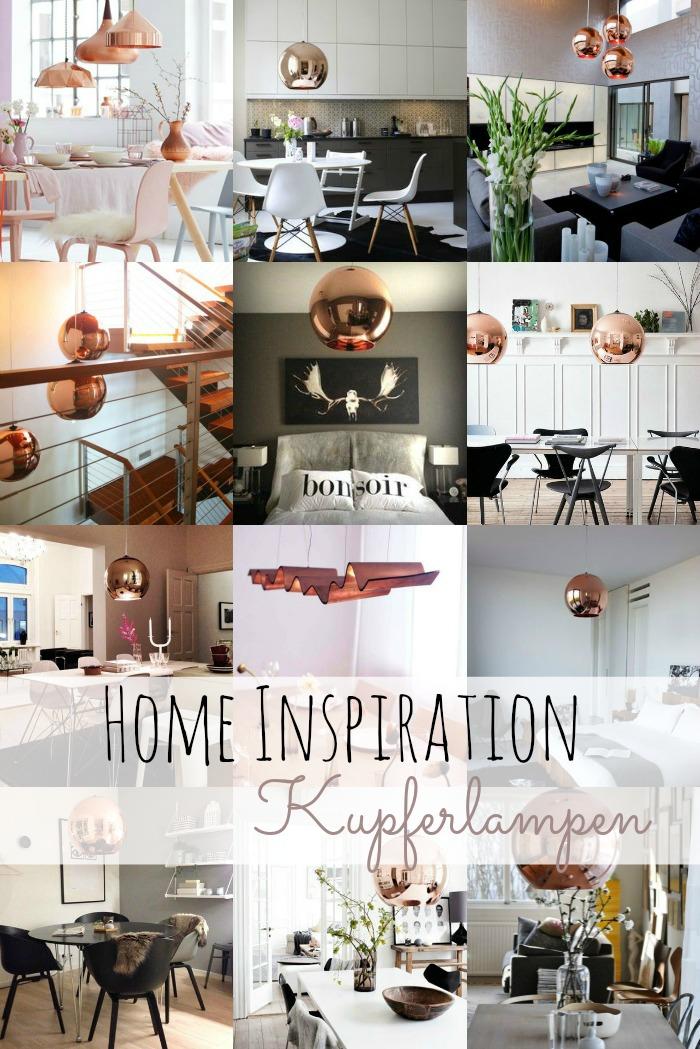 Home Inspiration Kupfer Lampen 01