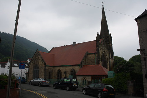 English Methodist, Llangollen, Denbigshire