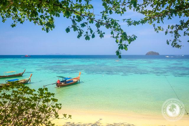 Koh Lipe Thailand Longtail Boat