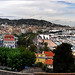 Panorama over Cannes