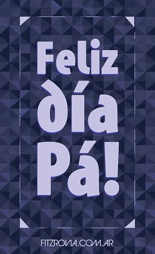 Feliz día Pá!
