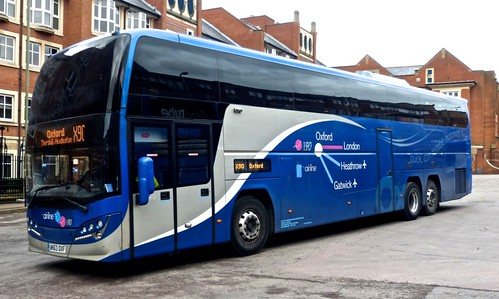 UK63 OXF 'Oxford Bus Company' 64 Volvo B11RT / Plaxton Elite i. on Dennis Basford's 'railsroadsrunways.blogspot.co.uk