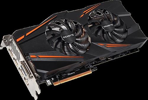 Gigabyte GTX 1070 Windforce OC