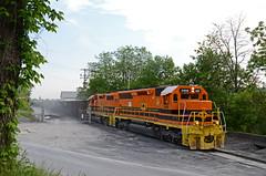 2016 05-26 1743 MMID  SD40-2-3450, GP38-3-2061 N/B UBST, Woodsboro, MD