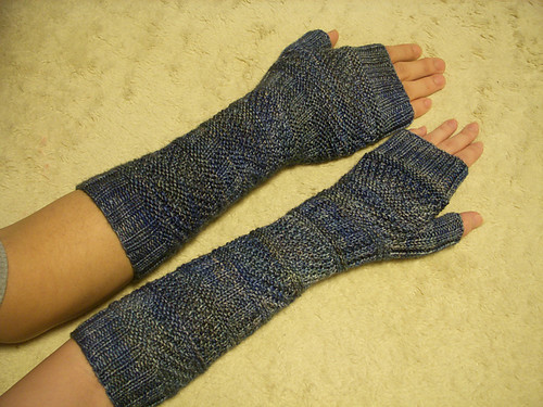Dustland Mitts