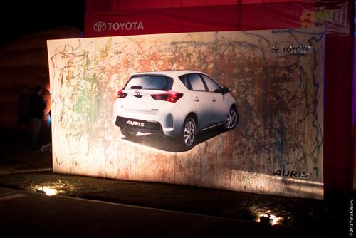 Toyota, Peru Runners, Noche en Blanco