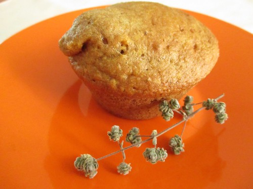 muffin farro limone