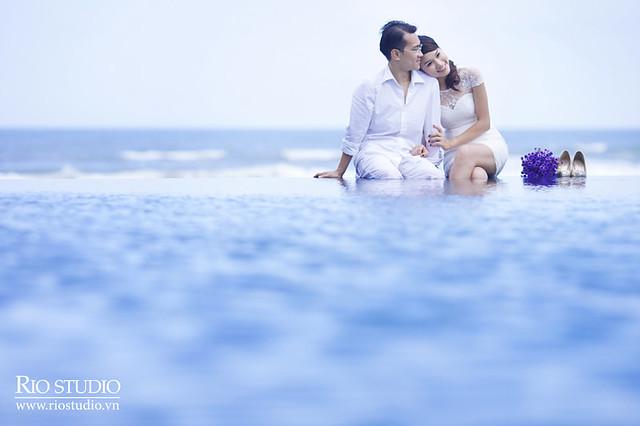 Ảnh cưới Linh - Uyên (Đà Nẵng)