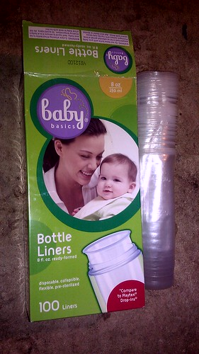 Baby Bottle Liners by Gerris2