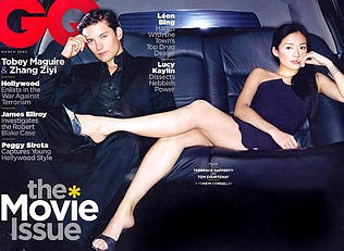 Meet Zhang Ziyi, the Hottest Chinese Chick by GQ