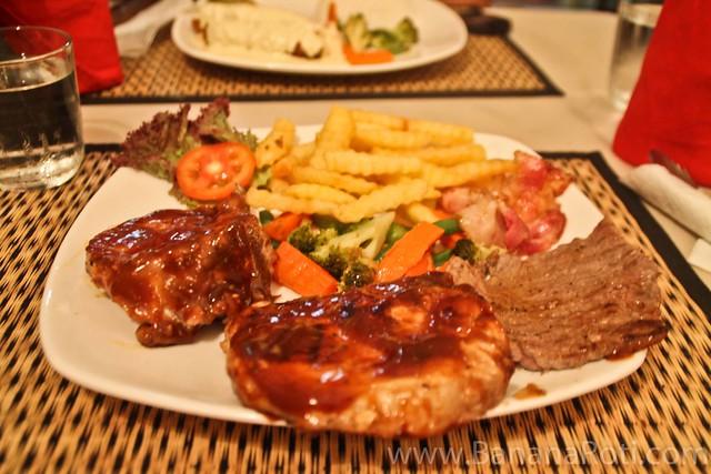 Dinner at My Home Restaurant Phnom Penh