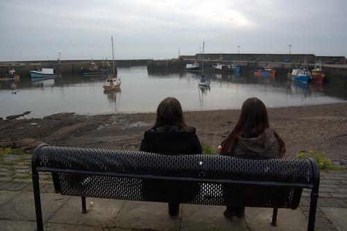 Prestonpans Harbour