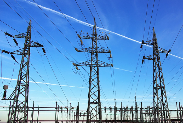 Electric Grid Monitor : Networks smart grids new model for synchronization