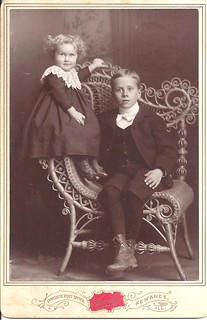Cabinet Card - Children