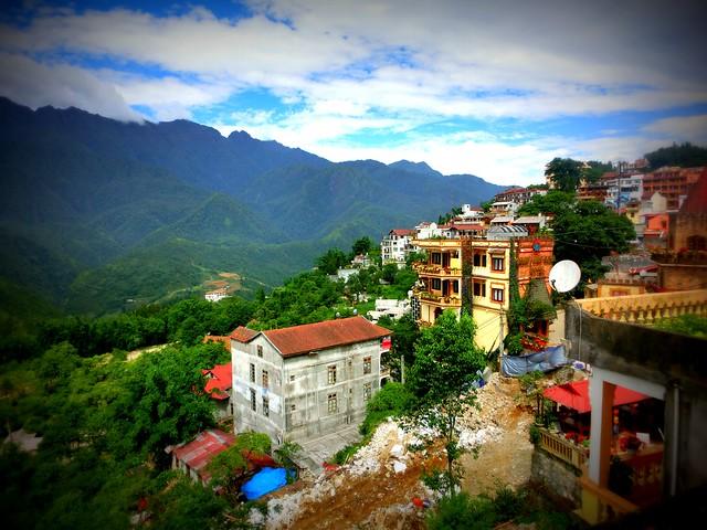 Sapa: A Hillside Town in Northwestern Vietnam