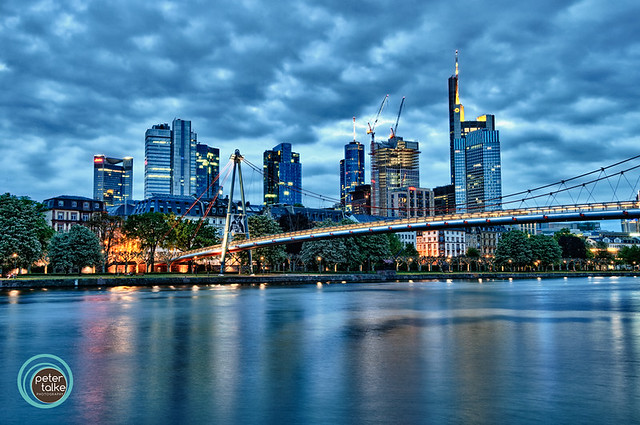 Frankfurt, Germany (HDR)