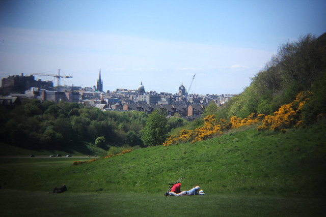 Arthur's seat in the sun 15