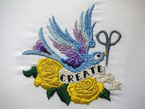 Katheryn De Benedictis - Create Embroidery