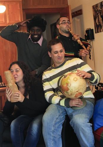 Equipo de Tertulias viajeras en El País
