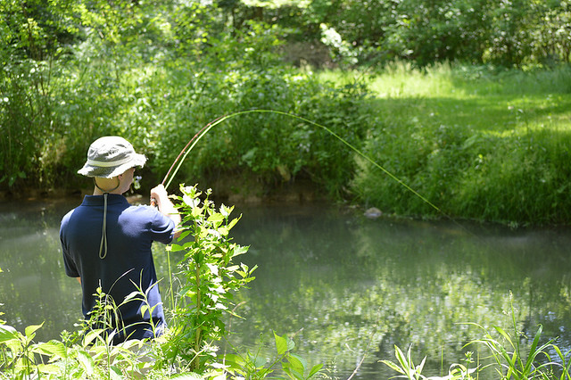 Beaver creek trout unlimited outing 01 june flickr for Beaver creek fly fishing