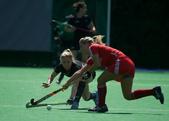 International Women's Field Hockey - Training Game - Investec England v New Zealand