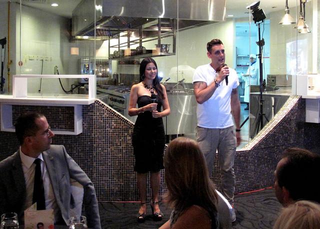 Aaron Craze, Rude Boy Cooks in Kuala Lumpur - with Jojo