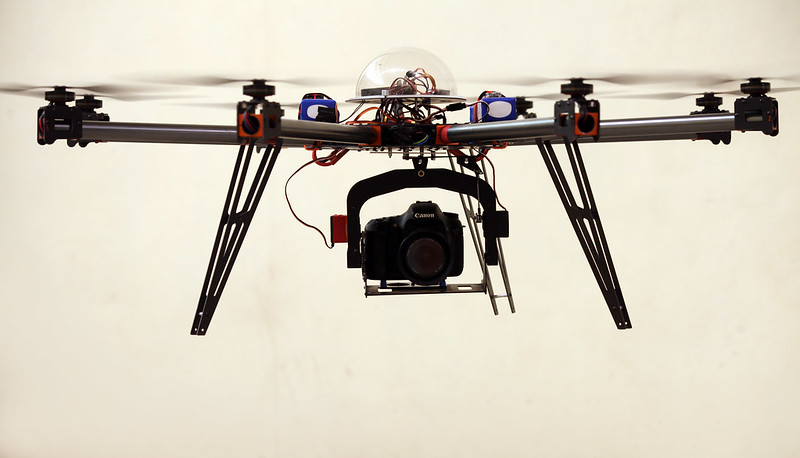 Octocopter 1555 RTF