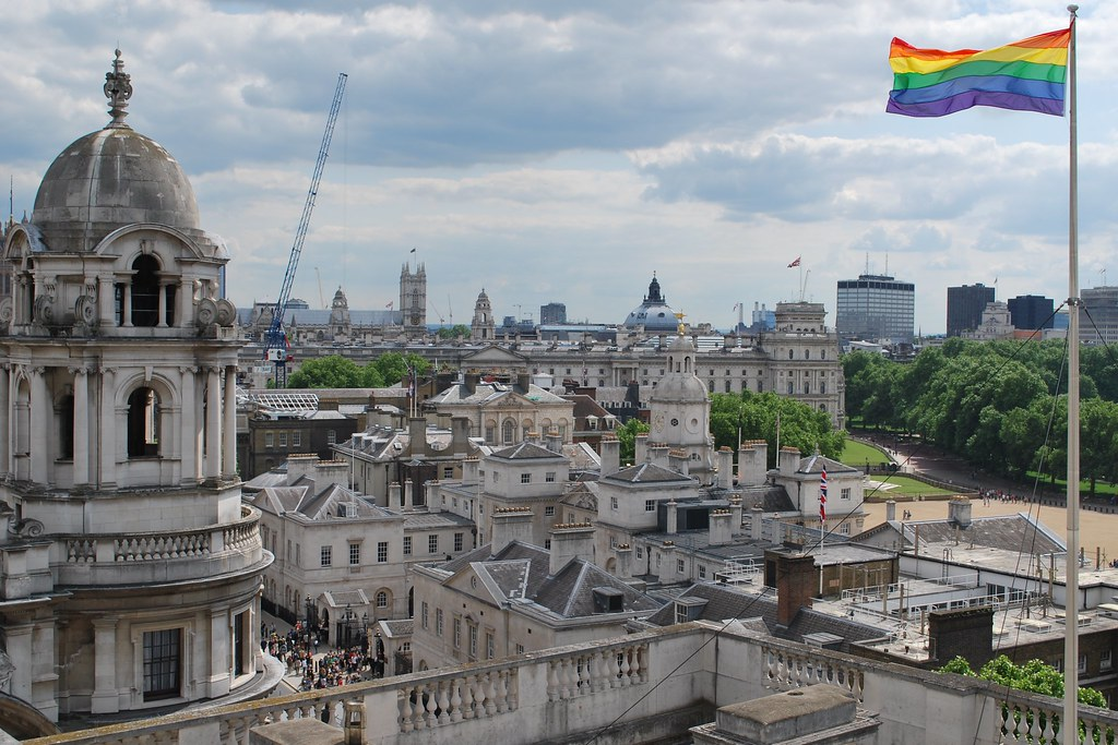 DECC flies the flag with Pride