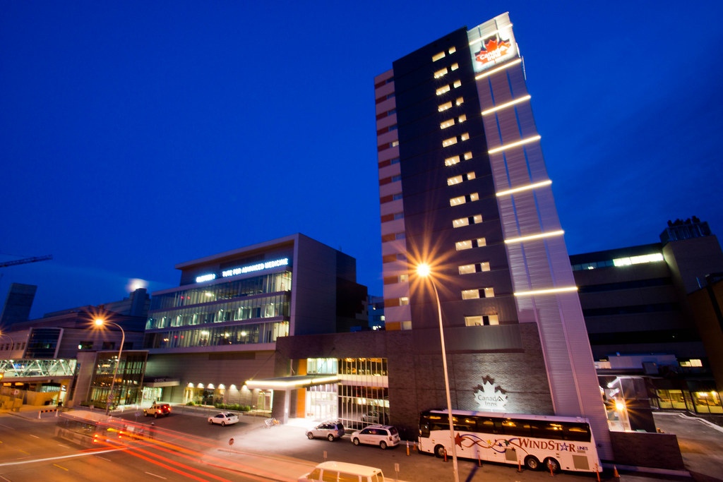 Canad Inn - Health Science Centre Winnipeg