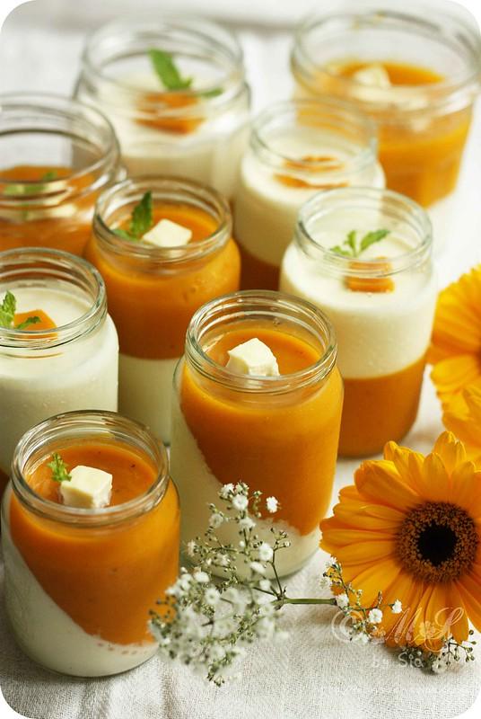 ... Magic of Spices...: Mango Panna Cotta Recipe | How to Make Panna Cotta