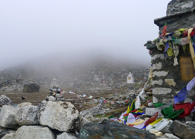 memorials for Everest summiteers