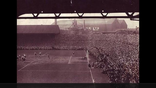 Old Trafford, 1939