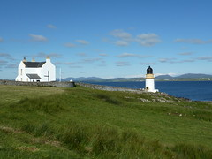 Lochindaal House & Lighthouse