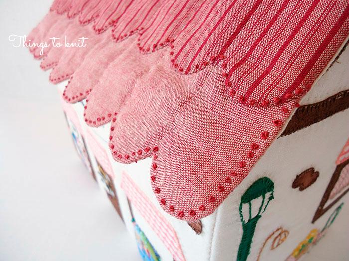 costurero de patchwork