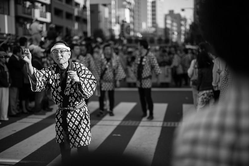 Sanja Matsuri Festival Asakusa
