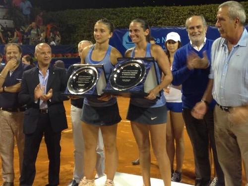 Tennis, Wta Palermo: titolo alla Vinci