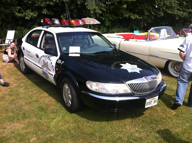 140 - 1998 Lincoln Continental Highway Patrol