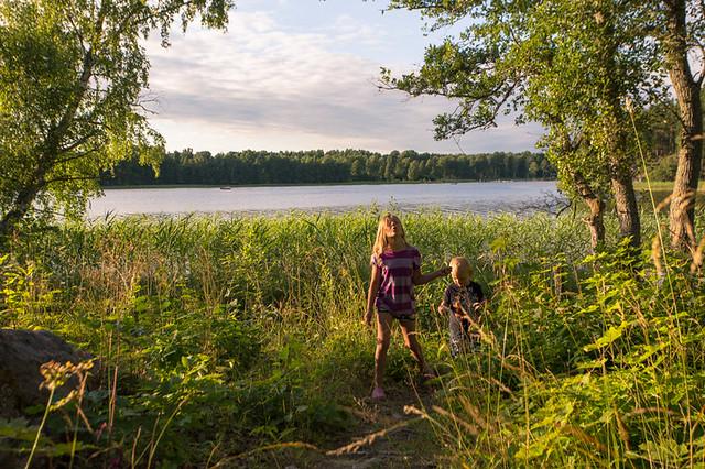 Camping @ Sörmlandsleden e24:2/e24:3 20130720